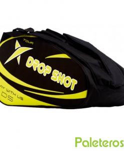 Paletero Drop Shot Star amarillo y negro