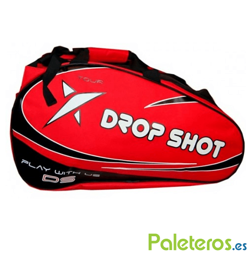 Paletero Star rojo de Drop Shot