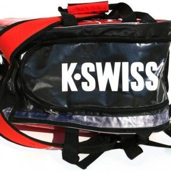 Uso mochila paletero K-swiss Ultra-express