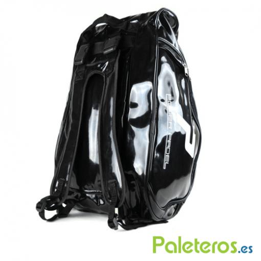 Uso com mochila paletero de Power Padel