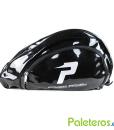 Paletero negro y plata de Power Padel