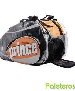Compartimentos del paletero naranja de Prince