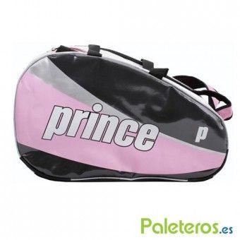 Lateral paletero rosa de Prince