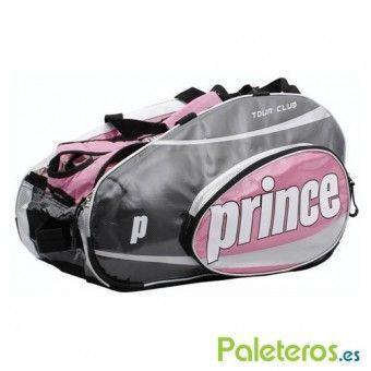 Paletero rosa de Prince 2015