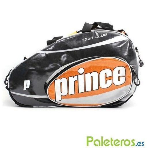 Paletero Prince Tour Club naranja