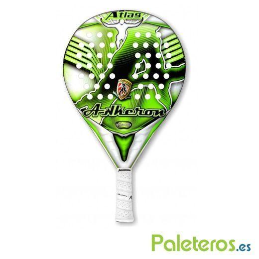 Pala Atlas verde 2014 de Akkeron