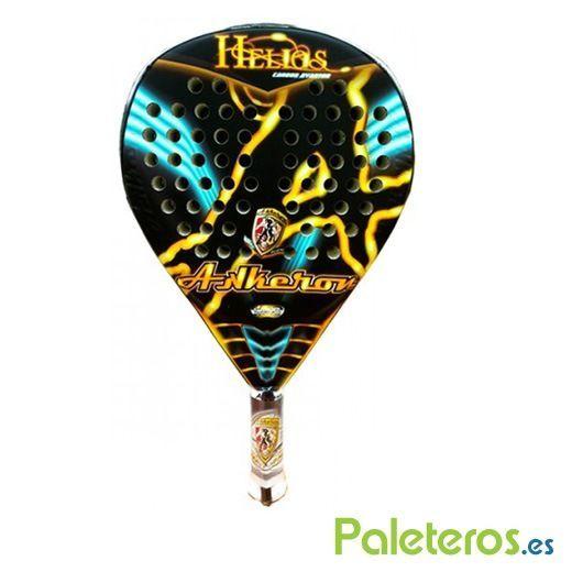 Pala Helios amarilla 2014 de Akkeron