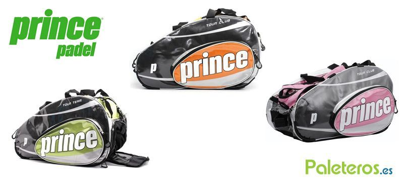 Nuevos paleteros de Prince 2015
