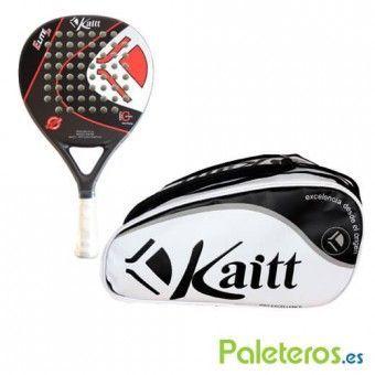 Pala Elite 3R y paletero Pro de Kaitt
