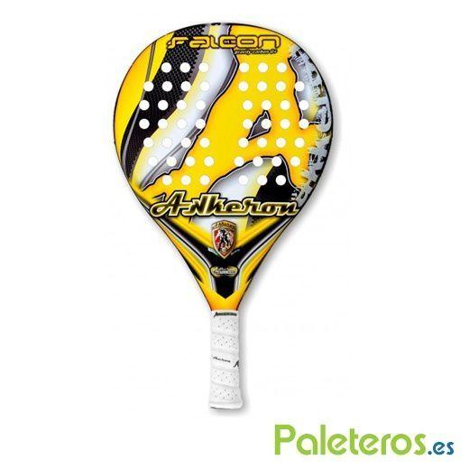 Pala Falcon amarilla de Akkeron