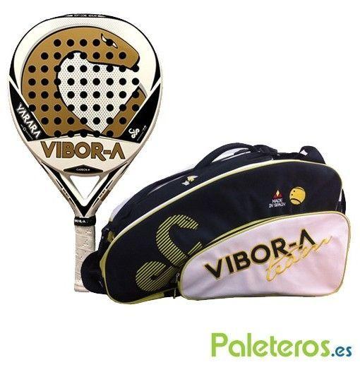 Pala Vibora Yarara 2014 + paletero Vibor-A