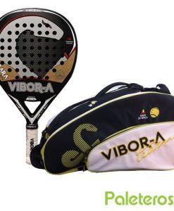 Pack de pala Yarara Champion Edition + paletero de Vibor-a