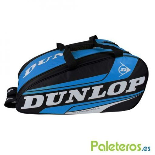 Paletero Dunlop Play Grande azul