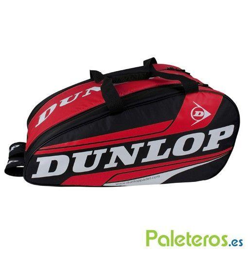 Paletero Dunlop Play Grande rojo