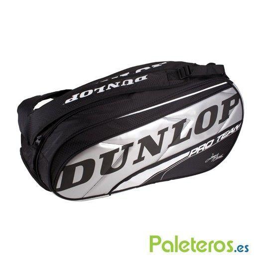 Paletero Dunlop Pro Team gris