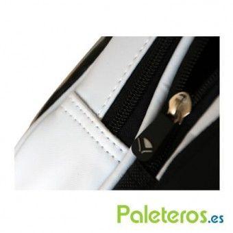 Costuras y tejidos del paletero Kaitt Pro Excellence