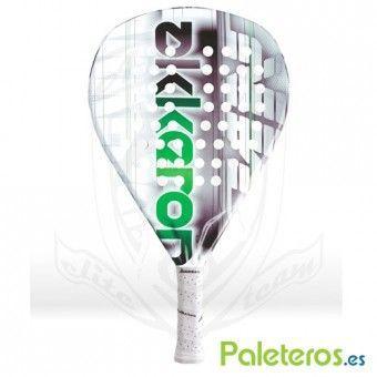 Pala Aldebaran verde X6 de Akkeron