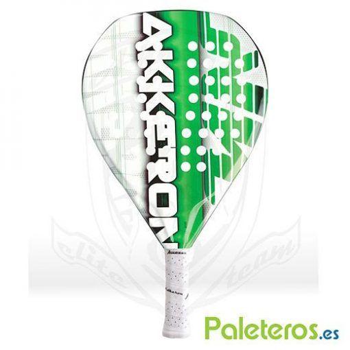 Pala Skorpion verde X6 de Akkeron