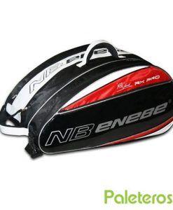 Paletero Enebe RX Pro rojo y negro