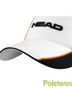 Head bordado en la gorra Tour Team