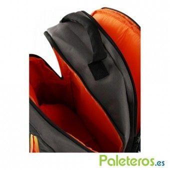 Interior de la mochila Rebel Backpack de Head