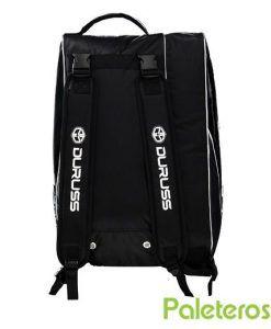 Uso como mochila del paletero Duruss