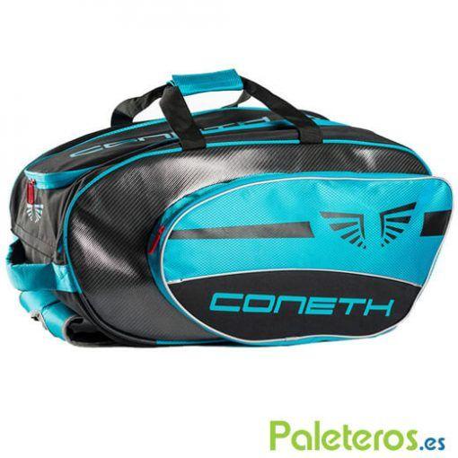 Paletero Coneth azul y negro