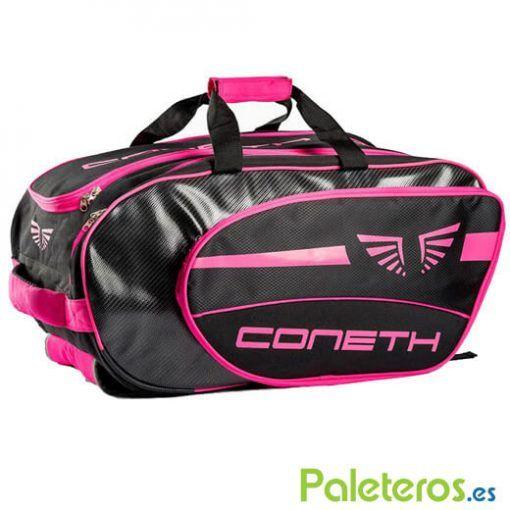 Paletero Coneth rosa y negro