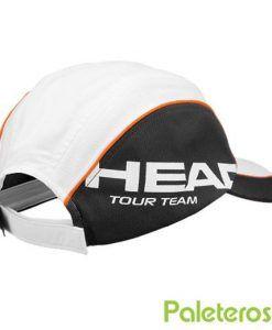 Trasera gorra Head Tour Team Functional Cap