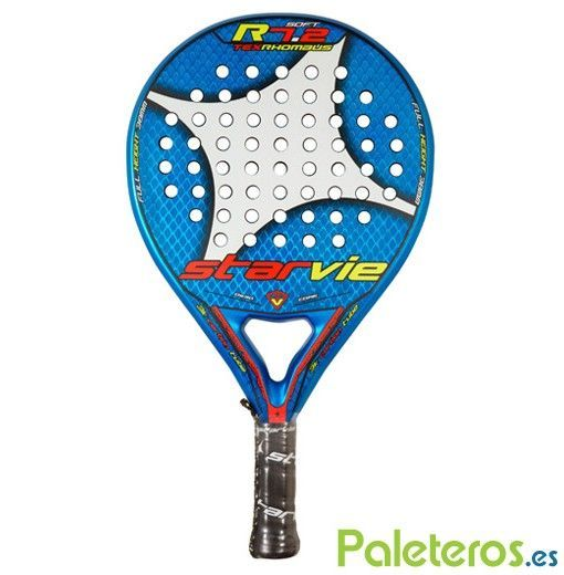 Pala Star Vie R 7.2 Tex Rhombus azul de 2016