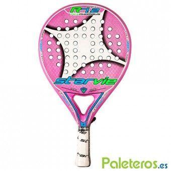 Pala Star Vie R 7.2 Tex Rhombus Soft de chica