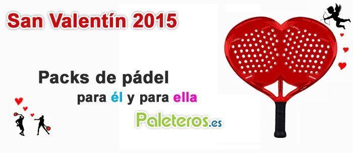 Ofertas de pádel para San Valentín 2015