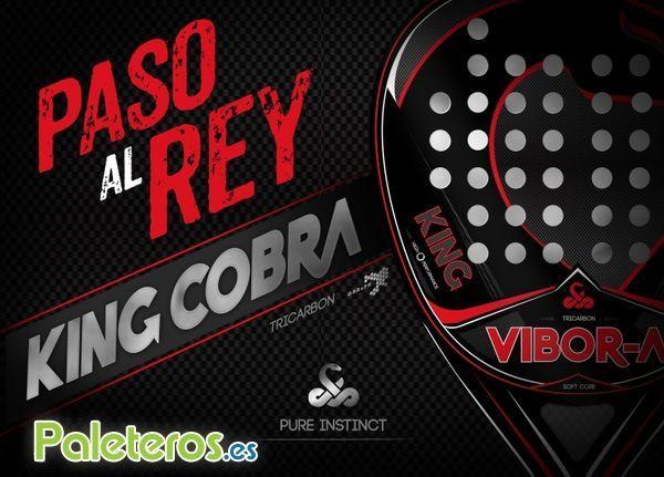 King Cobra de Vibora