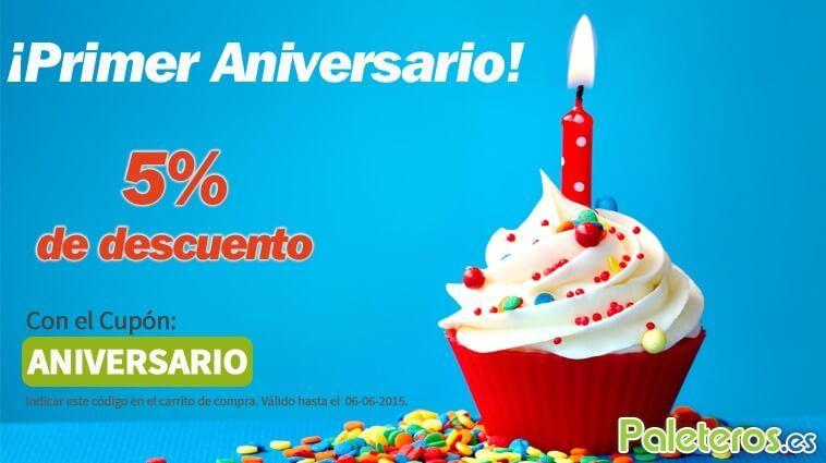 Aniversario de Paleteros.es