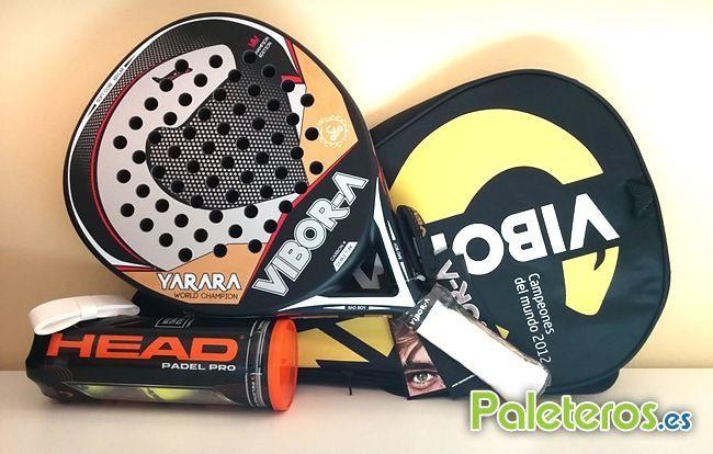 Pala Yarara Edition de Vibora