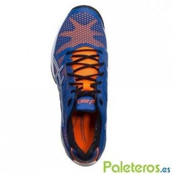Zapatilla de pádel o tenis Asics Gel Solution Speed 2 Clay