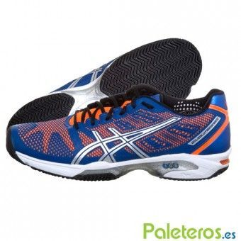 Zapatillas Asics Gel Solution Speed 2