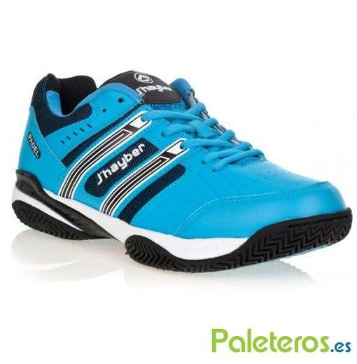 Zapatillas de pádel Jhayber Tafort azul
