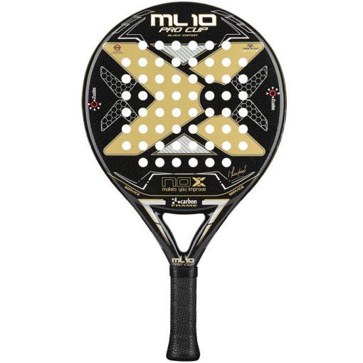 Pala Nox ML10 Pro Cup Black Edition