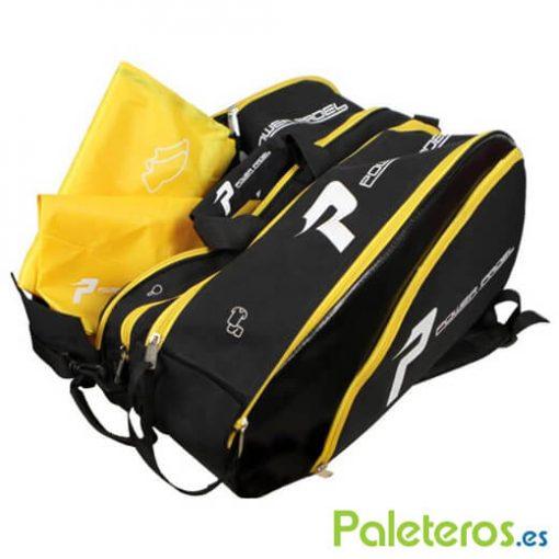 Paletero Power Padel XXL Amarillo 2019