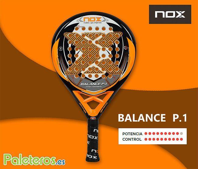 Balance P1 pala Nox de 2016