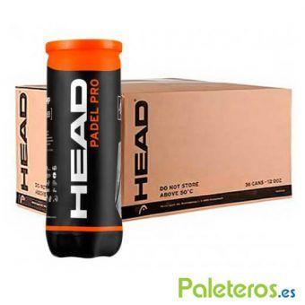 Cajón pelotas HEAD Padel Pro