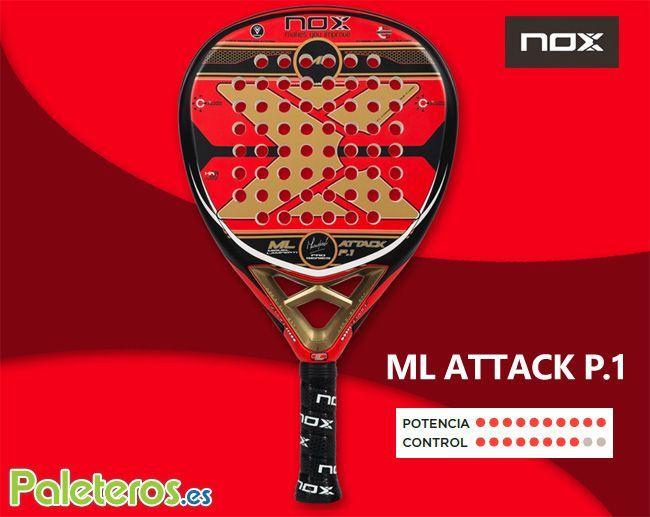 ML Attack Pro P.1 de NOX