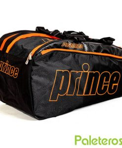Paletero Prince Tour negro-naranja