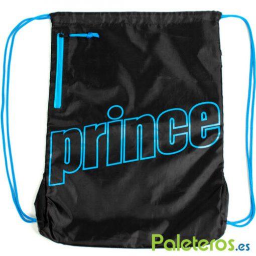 Mochila de Nylon Prince negra-azul