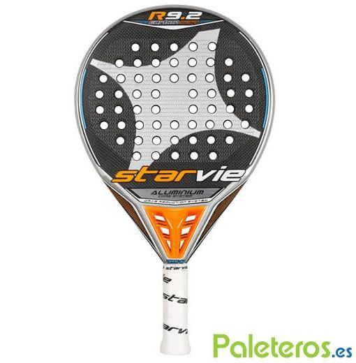 Pala Star Vie R9.2 Carbon Aluminium Soft de 2017