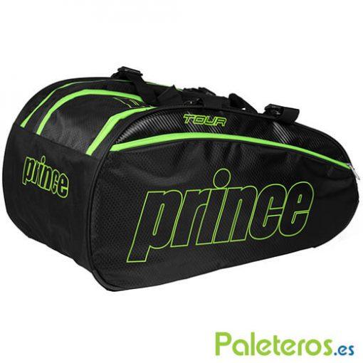 Paletero Prince Tour negro-verde