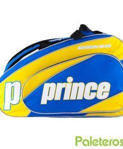 Paletero Prince Warrior Club amarillo y azul