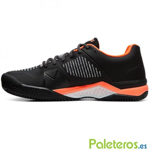 Zapatillas Asics negras Bela