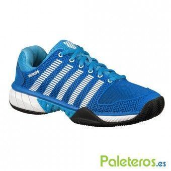 Zapatillas K-Swiss Hypercourt Express HB azules